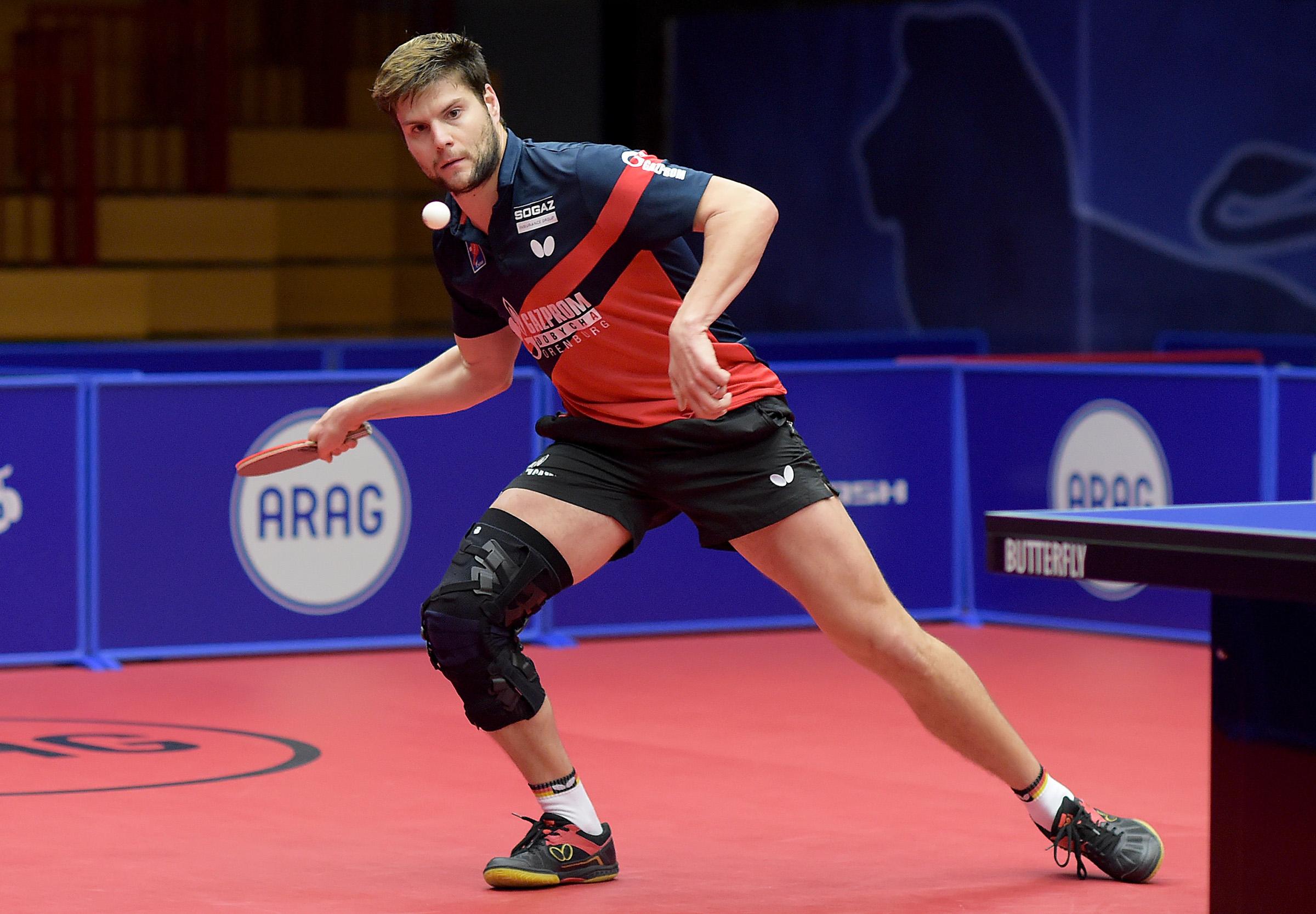 Дмитрий Овчаров выступит в двух турнирах в Катаре
