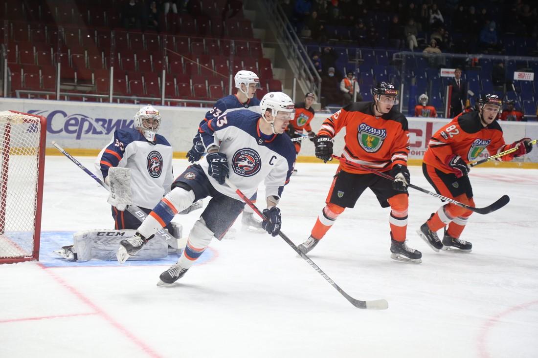 Орский «Южный Урал» потерпел поражение в Ангарске