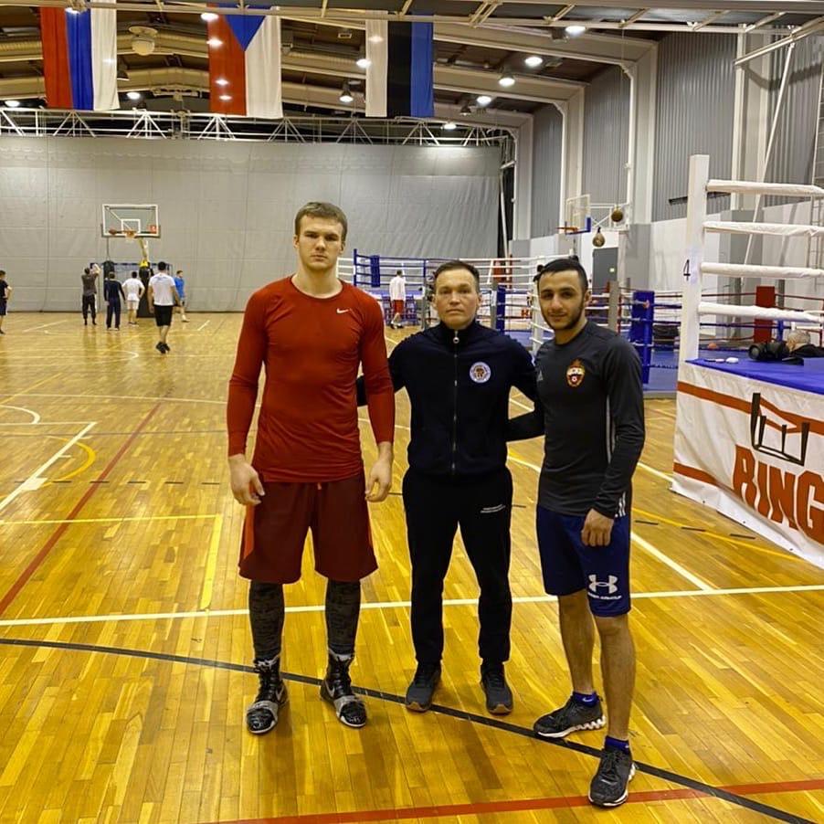 Габил Мамедов и Алексей Зобнин выйдут на ринг международной матчевой встречи