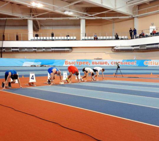 Оренбургские легкоатлеты завоевали 4 медали Кубка России среди спортсменов с ограниченными возможностями