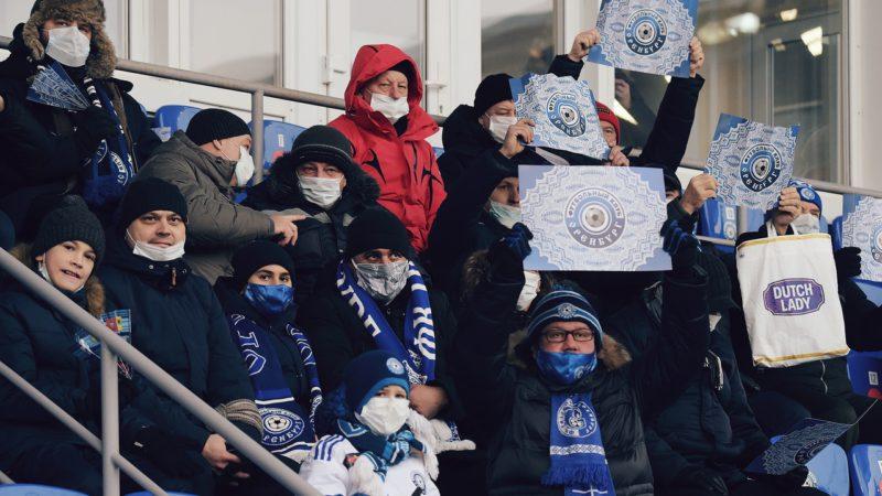 Матч состоится: «Оренбург» начал продажу билетов на игру с «Факелом», ожидается -3