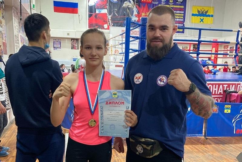 Орские боксеры стали победителями первенства по муай-тай