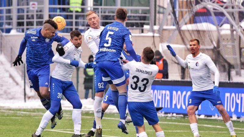 «Оренбург» проиграл дома «Факелу». Тренер назвал причиной поражения игровой хаос