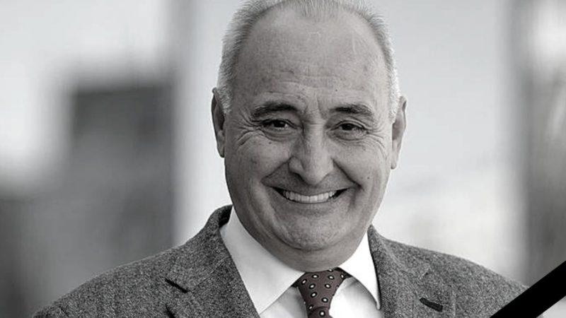 Скончался основатель волейбольной школы Оренбуржья, экс-главный тренер «Нефтяника» Олег Кашицын