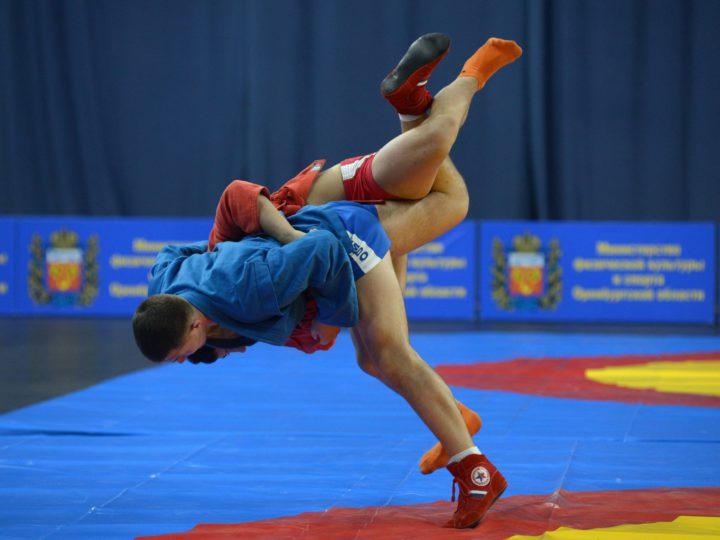 Чемпионат России по самбо: в Оренбург съедутся сильнейшие спортсмены страны