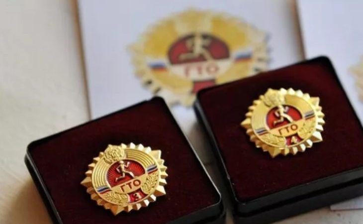 Значки ГТО по итогам года получили более 16 тысяч оренбуржцев