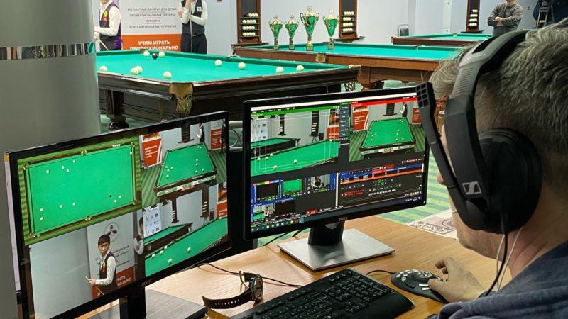 Финал бильярдного турнира имени Крюкова в Оренбурге собрал 18 тысяч зрителей