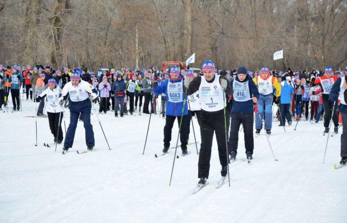 «Лыжня России» собрала более 4 000 участников в Оренбурге