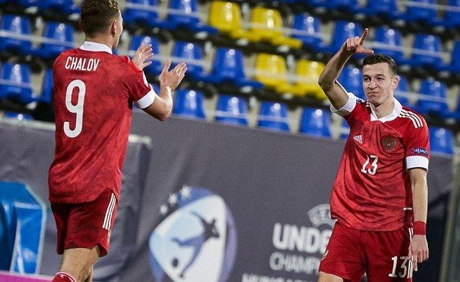 Воспитанник «Оренбурга» феерит на молодежном чемпионате Европы