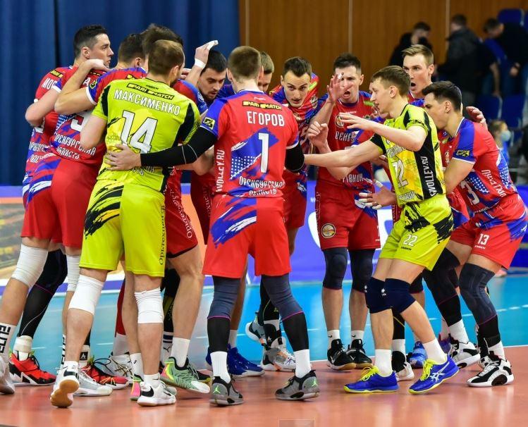 В Оренбурге пройдут игры первого тура финального этапа Чемпионата России по волейболу