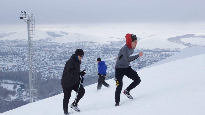 KUVA ICE PEAK 2021: В Оренбуржье открыта регистрация на суровый забег