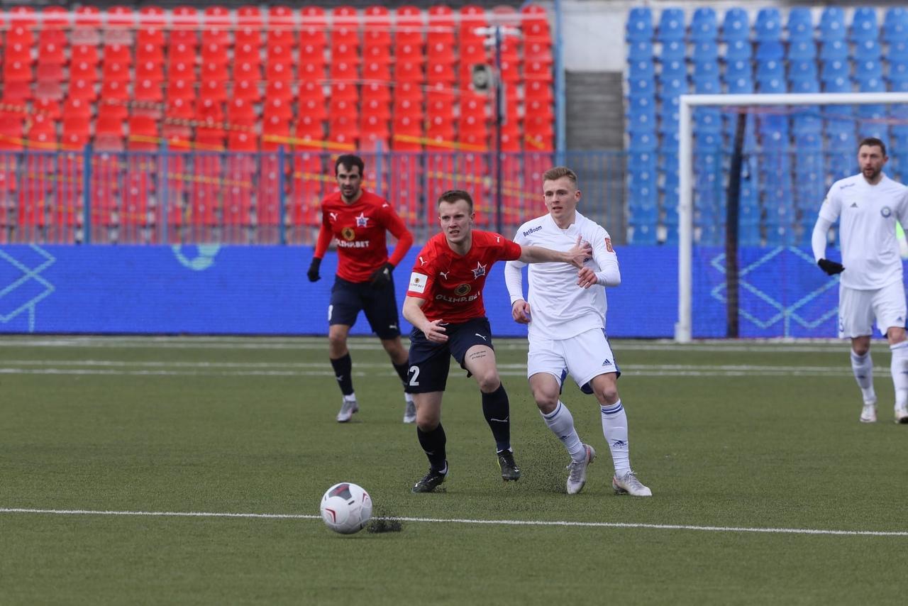 «Оренбург» проиграл в Хабаровске