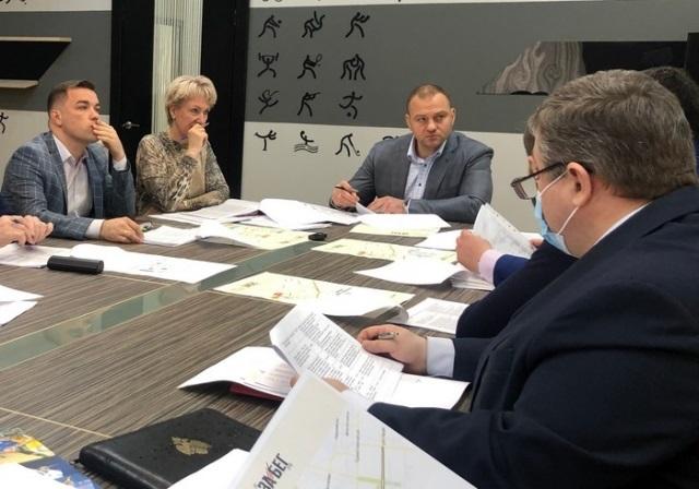В минспорта обсудили предстоящий полумарафон «ЗаБег.РФ»
