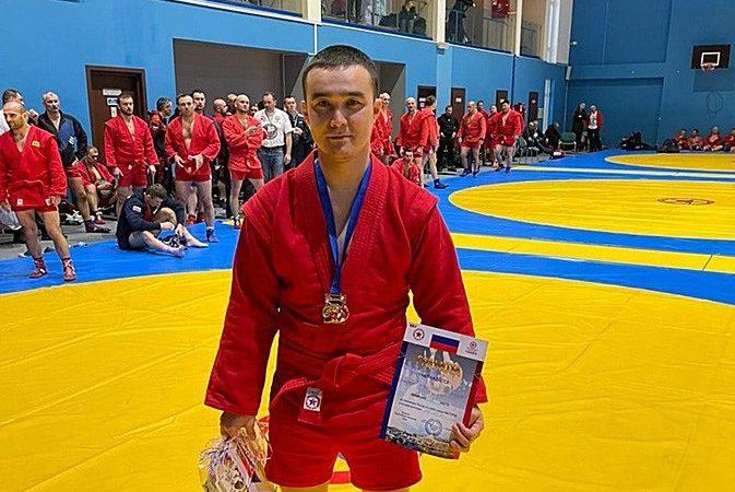 Оренбуржец стал Чемпионом России по самбо среди мастеров-ветеранов