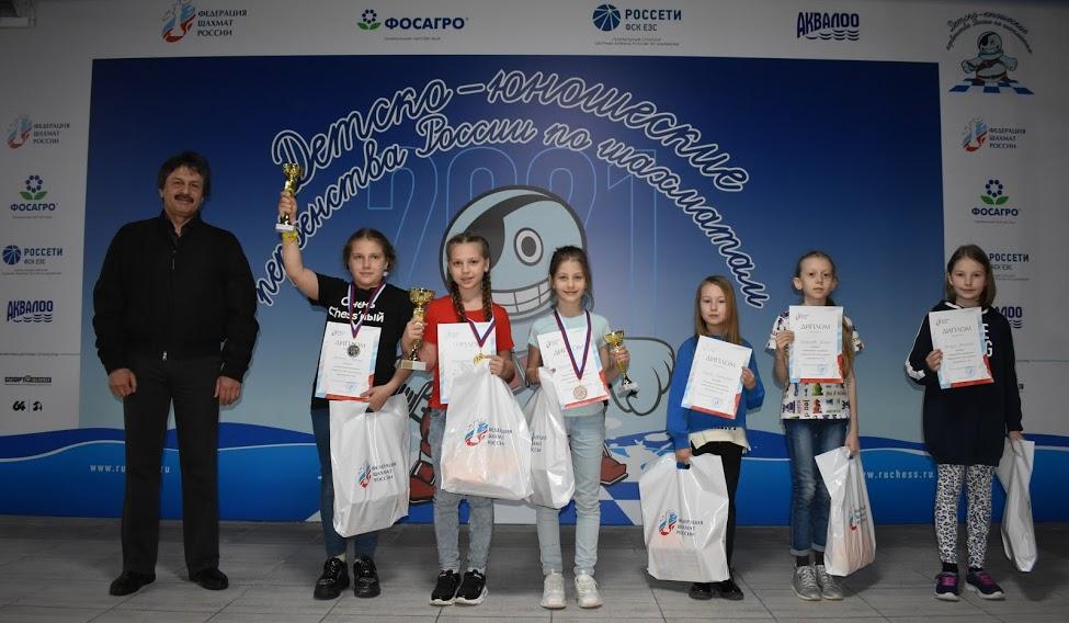 Оренбурженка Анна Шухман завоевала золото Первенства России по шахматам