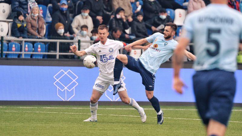 «Оренбург» победил «Нижний Новгород» и вышел на вторую строчку в ФНЛ