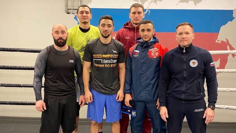 Оренбургские боксёры готовятся к международным турнирам