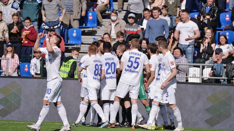 Один шаг до Премьер-лиги: «Оренбург» победил «Томь» Кержакова