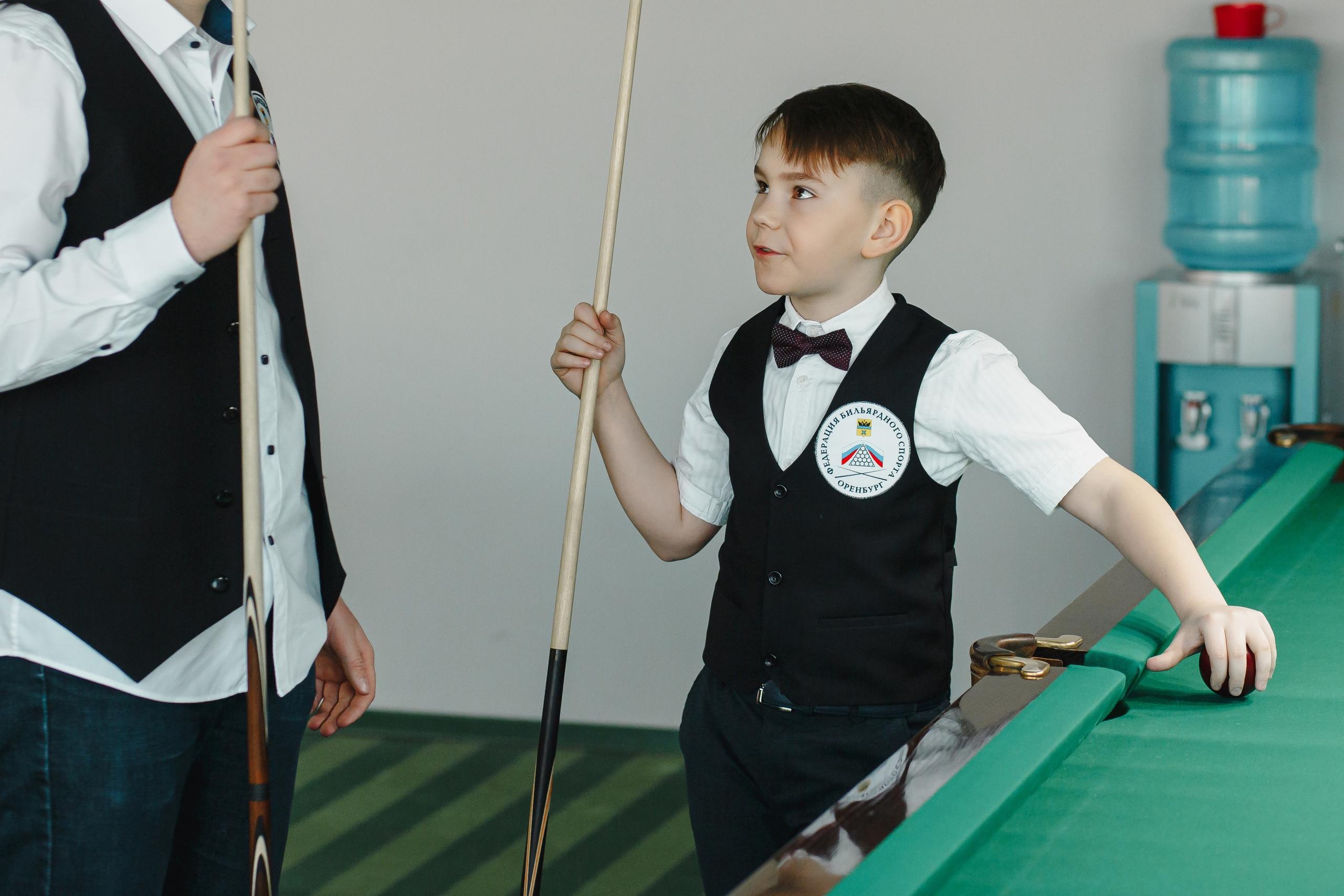 В Оренбурге впервые пройдет семейный бильярдный турнир
