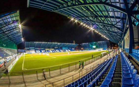 В «Оренбурге» рассказали о реконструкции стадиона
