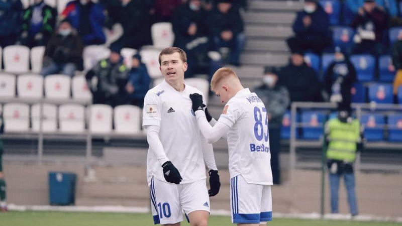 Из ФНЛ в еврокубки: Дмитрий Воробьев проведет сезон в «Сочи»