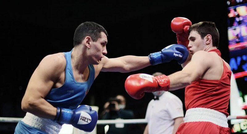 Боксеры из Оренбуржья одержали первые победы на Кубке России