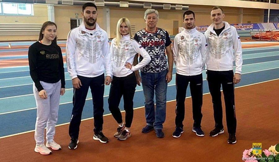 Оренбургские легкоатлеты поборются за места на Паралимпийские игры в Токио