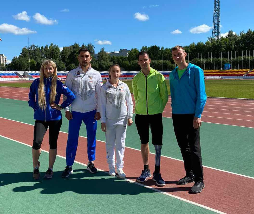 Оренбургские легкоатлеты привезли 10 медалей с чемпионата России