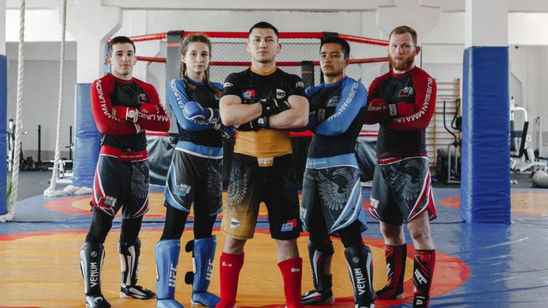 Сборную Оренбуржья на Чемпионате России по ММА представят пятеро спортсменов