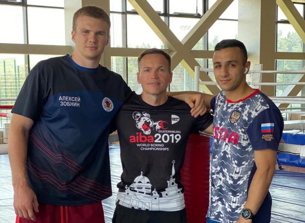 Габил Мамедов готовится к Олимпийским играм в Токио