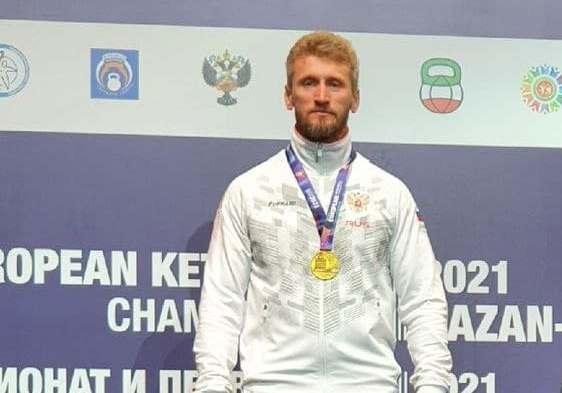 Протоиерей Бузулукской епархии Олег Быков стал чемпионом Европы по гиревому спорту