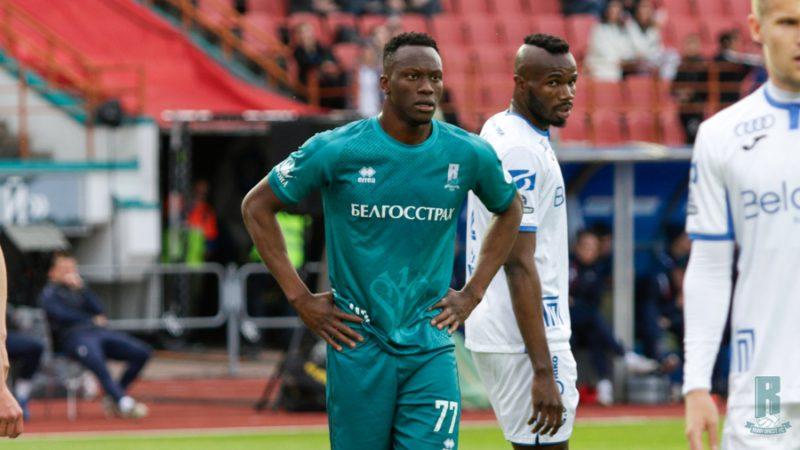 Сенегальский новичок «Оренбурга» приступил к тренировкам с командой