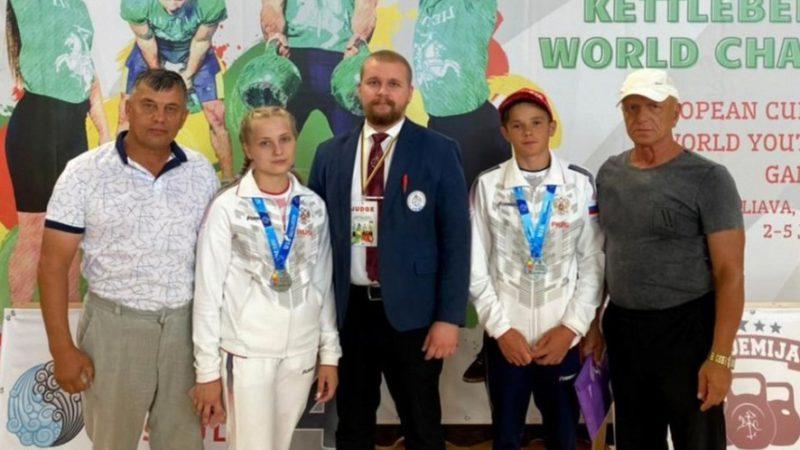Оренбургские гиревики выиграли серебро Первенства мира