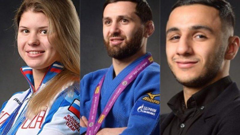На Олимпиаде в Токио выступят три спортсмена из Оренбургской области