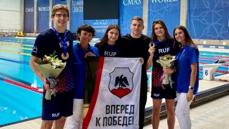 Орский спортсмен триумфально выступил на Чемпионата мира по подводному спорту