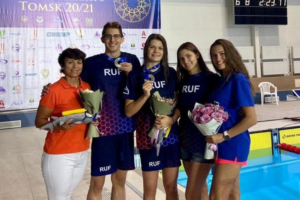 Орский спортсмен выиграл серебро Чемпионата мира по подводному спорту