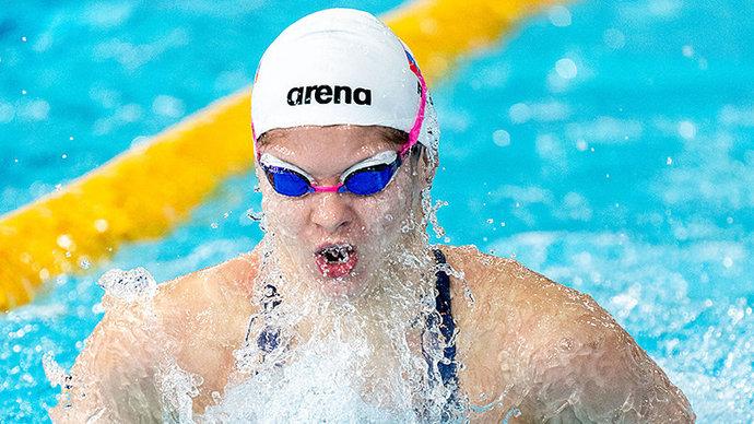 Евгений Рылов и Мария Каменева в составе смешанной эстафеты стали седьмыми на Олимпиаде