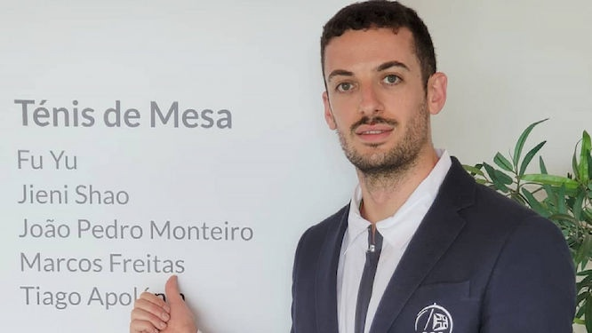 Маркос Фрайтас: Для меня большая честь выступать на Олимпиаде и представлять свою страну
