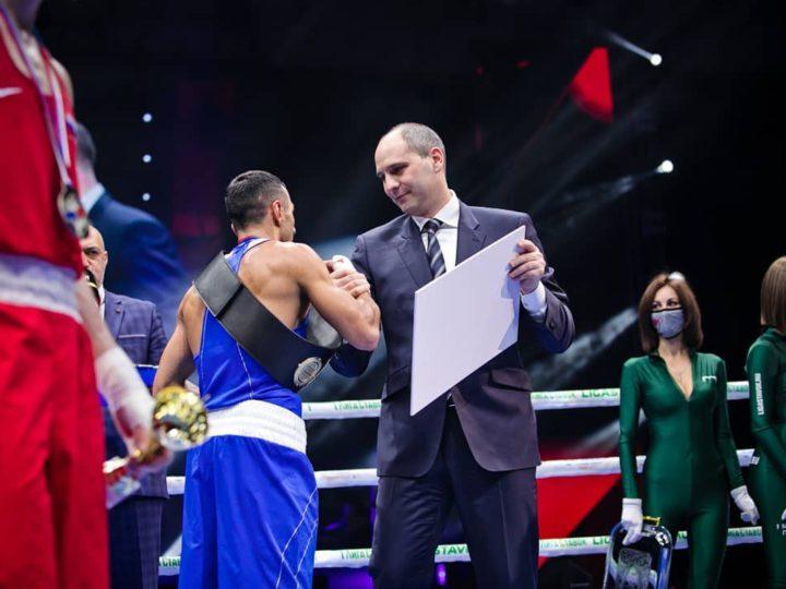 Денис Паслер призвал болеть за оренбуржцев на Олимпиаде в Токио