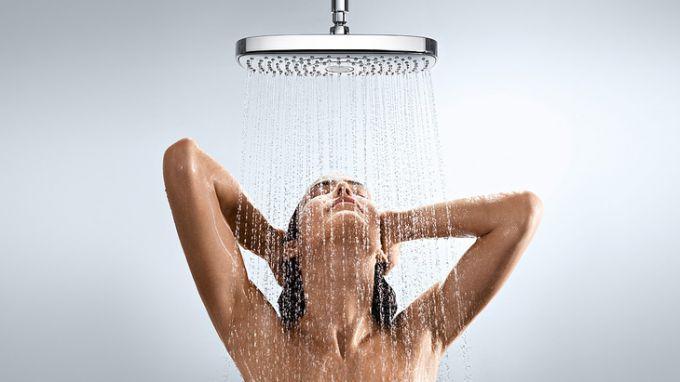 Холодный душ — это полезно. Вот три причины