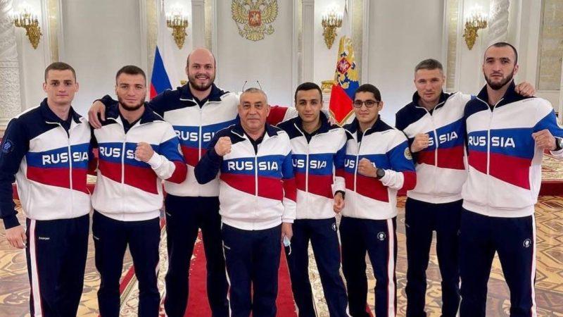 Оренбургские боксеры приняли участие в подготовке олимпийской сборной
