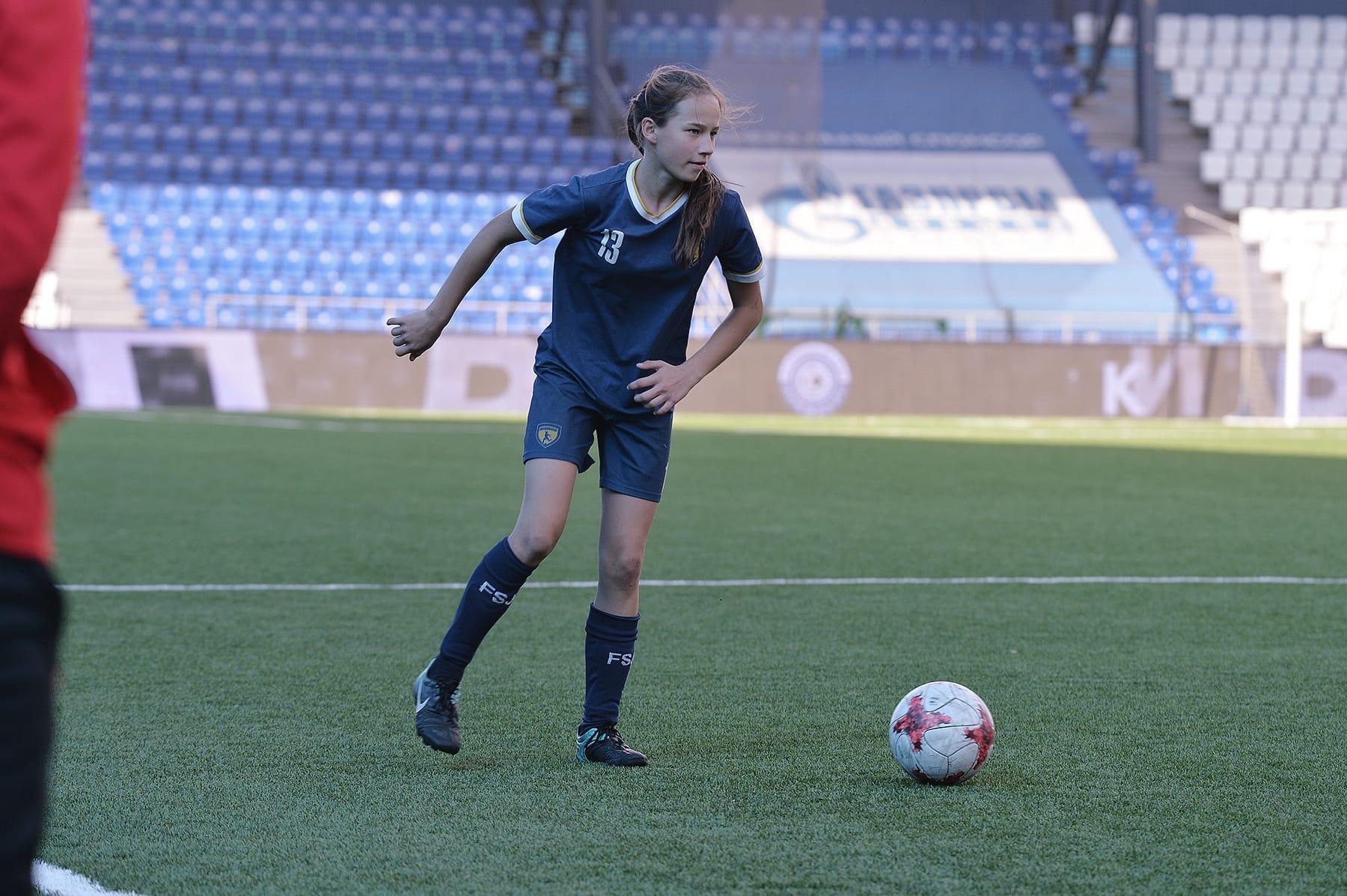 «Оренбург» набирает женскую команду