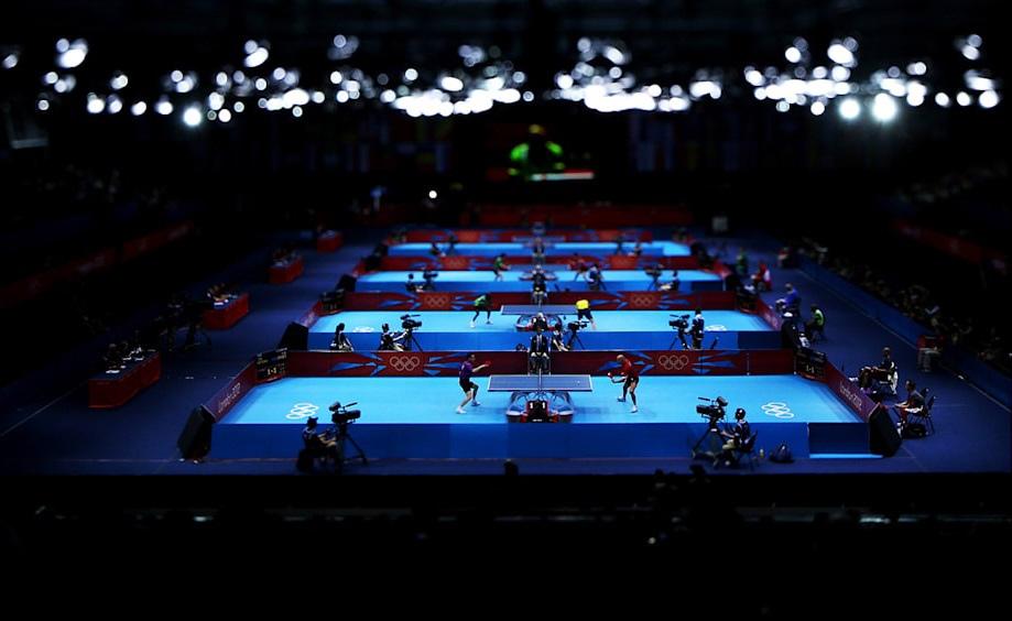 Теннисисты «Факел-Газпрома» примут участие в Олимпийских играх