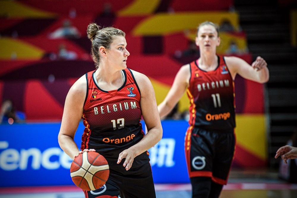 Баскетболистка «Надежды» выиграла бронзу Чемпионата Европы