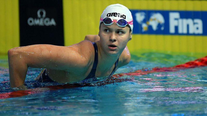Оренбурженка Мария Каменева выиграла Кубок России по плаванию