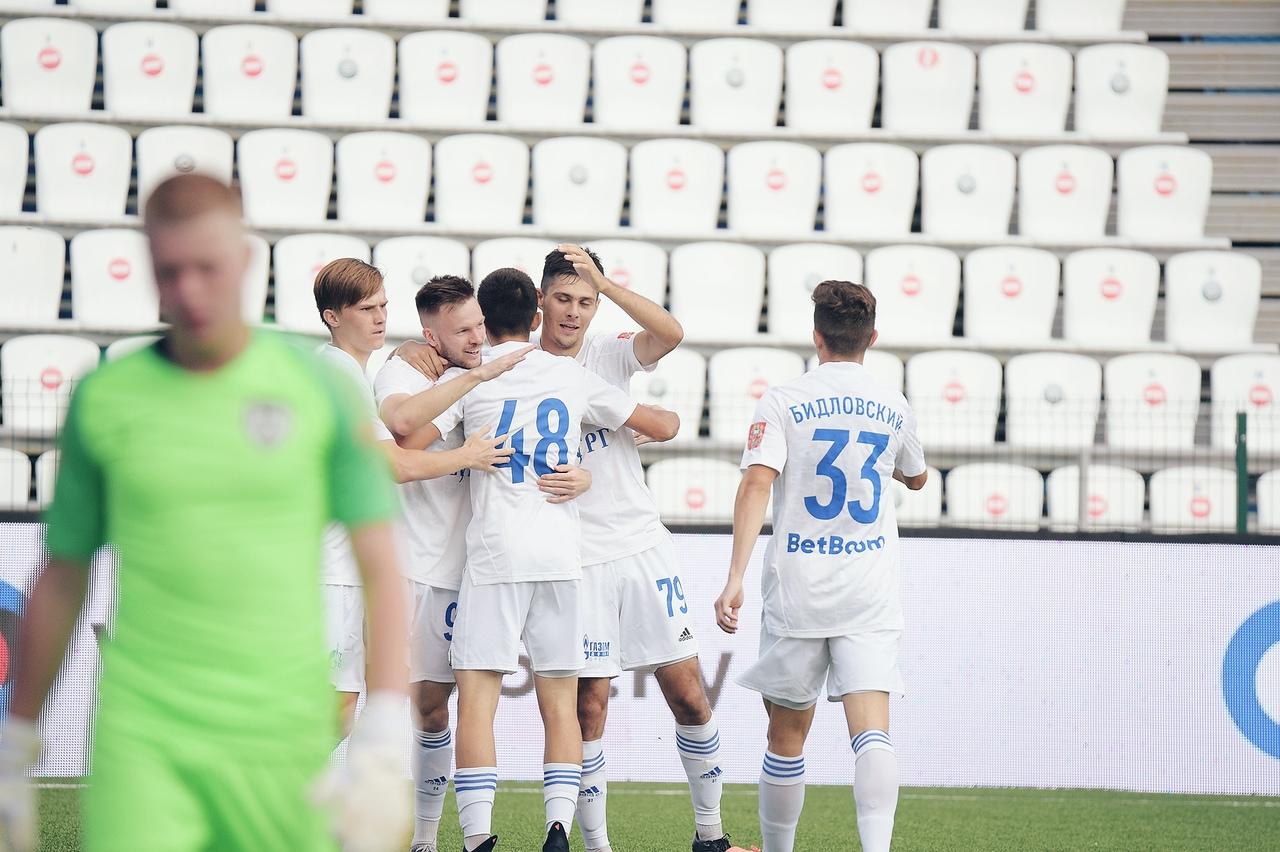 «Оренбург-2» с победы над «Торпедо» стартовал в ФНЛ-2