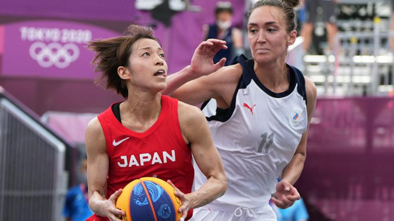 Экс-форвард «Надежды» Анастасия Логунова помогла команде ОКР обыграть сборные Японии и Китая на Олимпиаде
