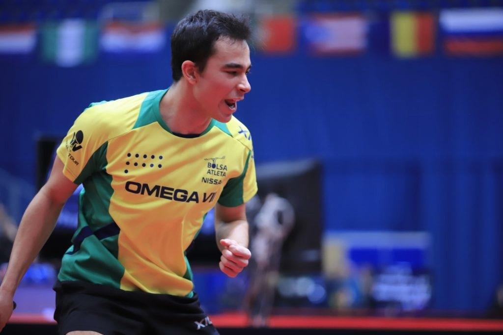 Игроки «Факел-Газпрома» вышли в 1/8 финала в одиночном разряде на Олимпиаде