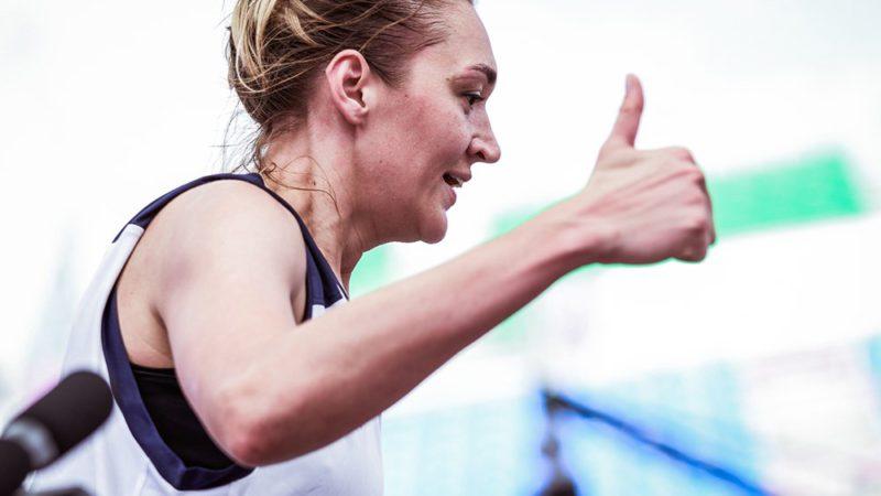 Экс-форвард «Надежды» Анастасия Логунова стала серебряным призером Олимпиады