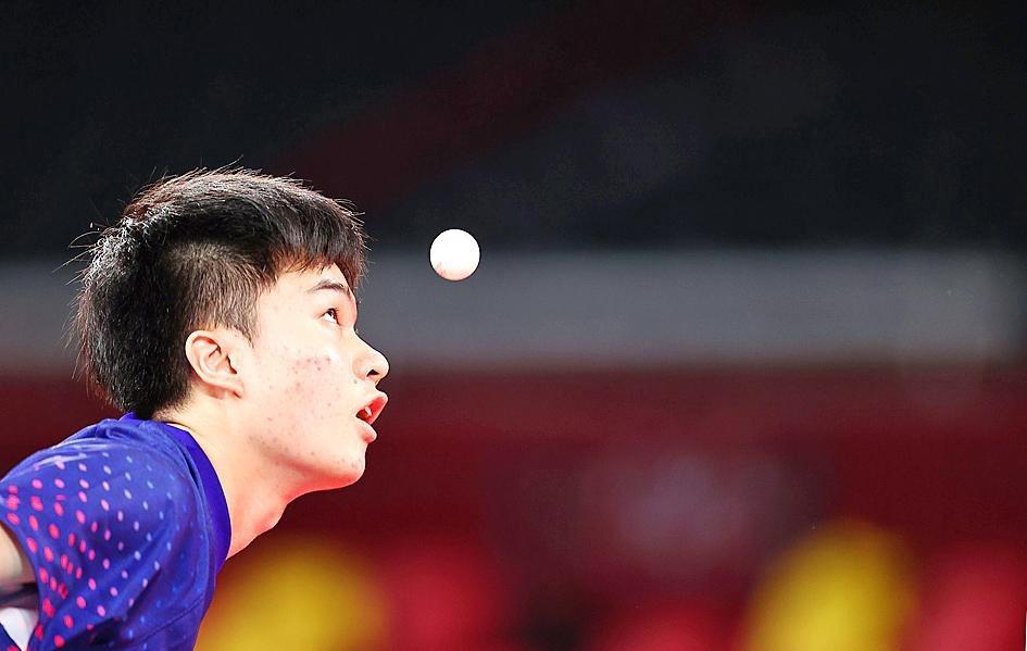 Линь Юн-Чжу и Дмитрий Овчаров из «Факел-Газпрома» вышли в полуфинал Олимпиады